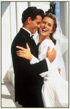 Elated wedding couple at their Estes Park Wedding venue at the historic Stanley Hotel in Colorado