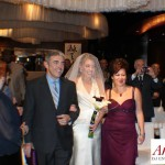 A Fun Denver Wedding Performed by Amore' DJ Entertainment at the Upscale Jing Restaurant