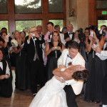 Amore' DJ Entertainment Discovers the Secret for Creating Lots of Smiles, Joy, Laugher and Fun for Colorado Weddings