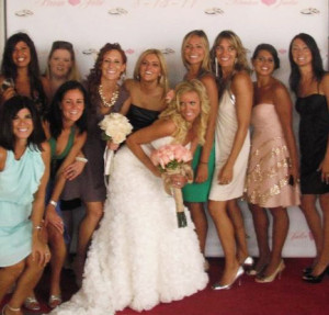 A Colorado wedding photo booth from Amore Interactive photo booth.