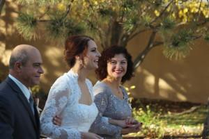 Villa Parker Wedding ceremony