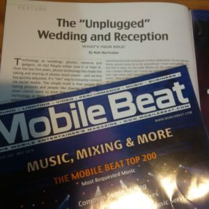 Fort Collins Wedding DJ | The Unplugged Wedding and Reception Cover